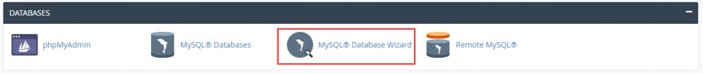 ساخت Database