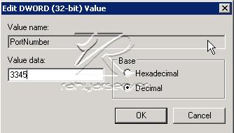 تغییر پورت پیشفرض Remote Desktop